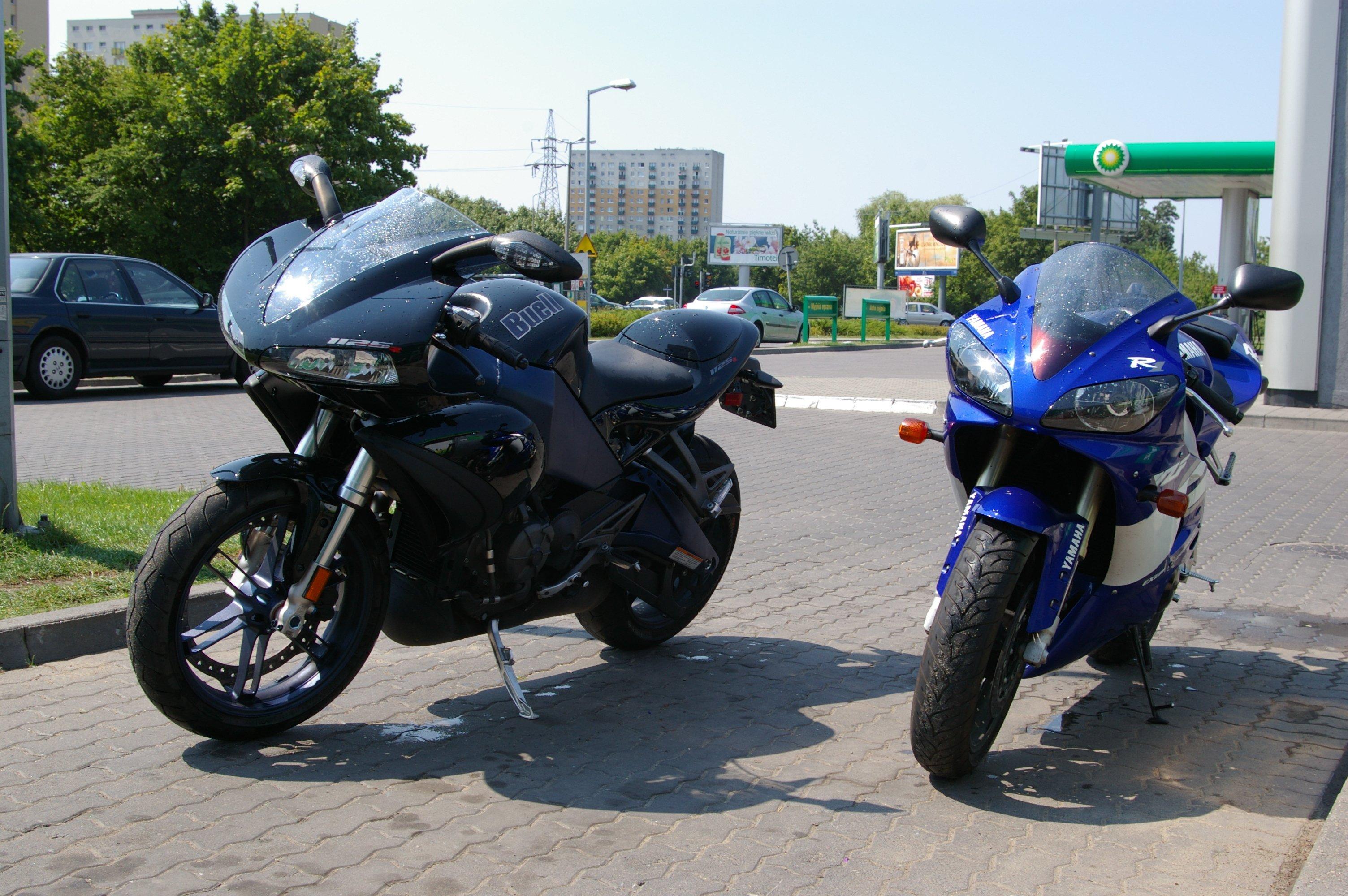 Nowoczesność kontra motocykliści