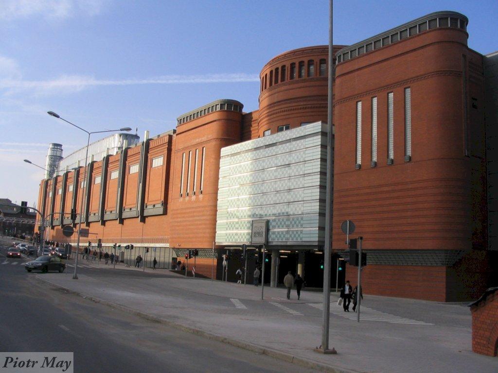 Otwarcie nowej części Starego Browaru w Poznaniu