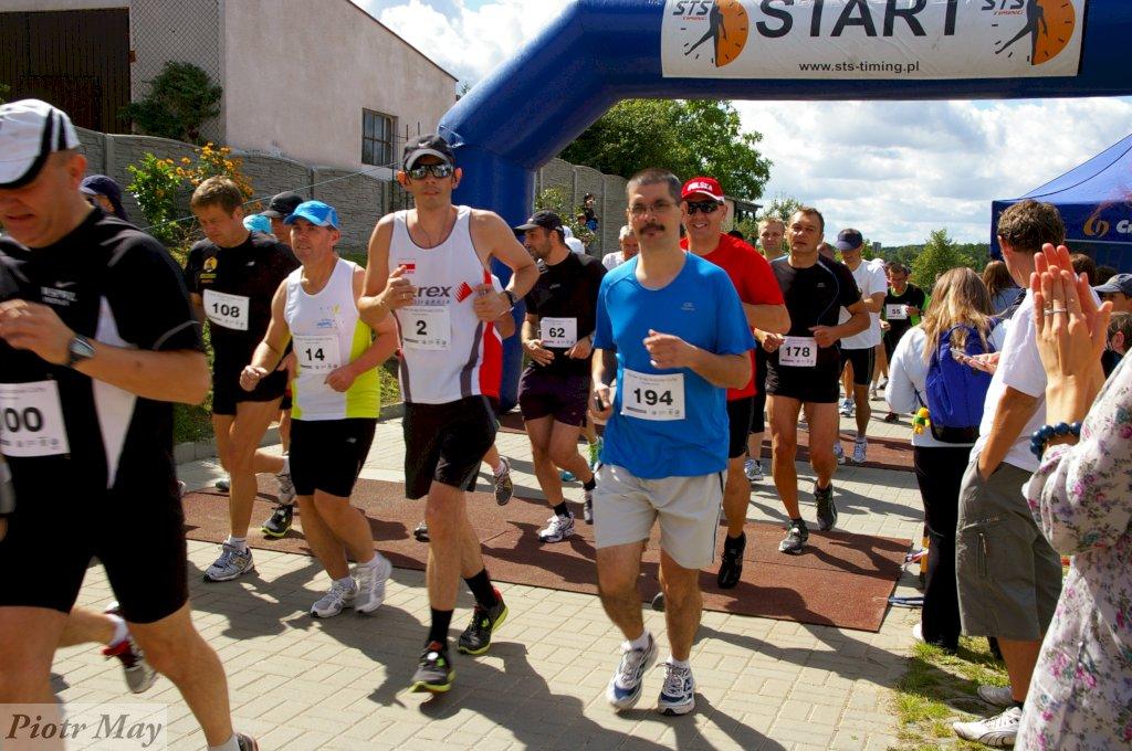 I Bieg o Puchar Grupy Krotoski-Cichy w Półmaratonie