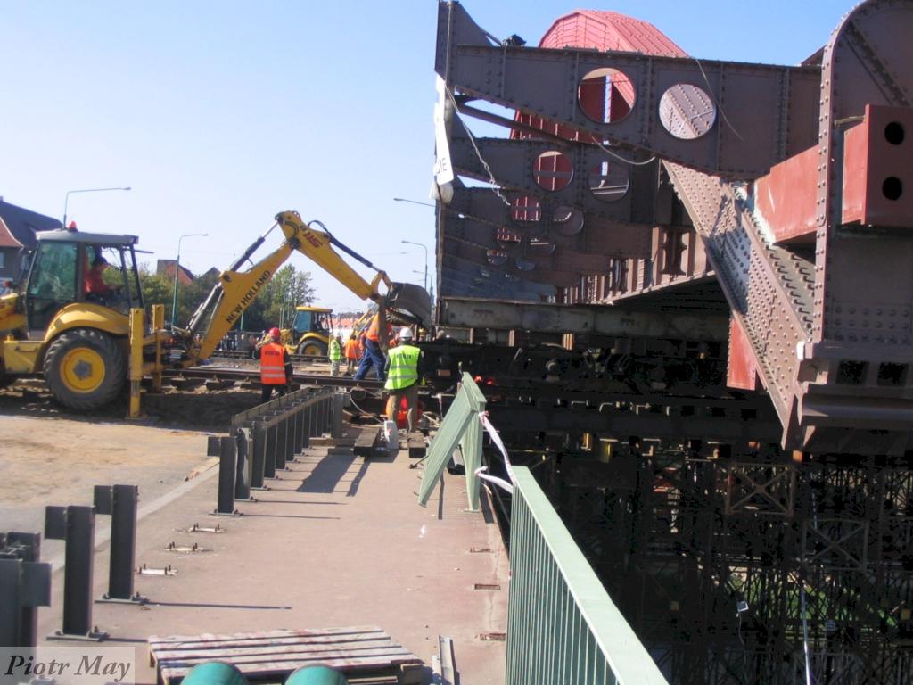 Operacja budowlana, jakiej jeszcze nie było