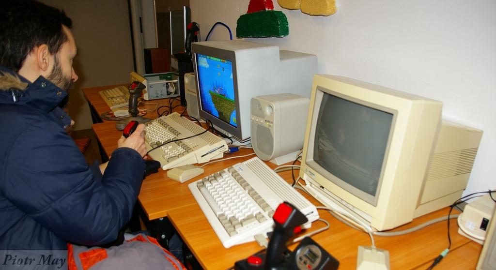 Czar starych komputerów