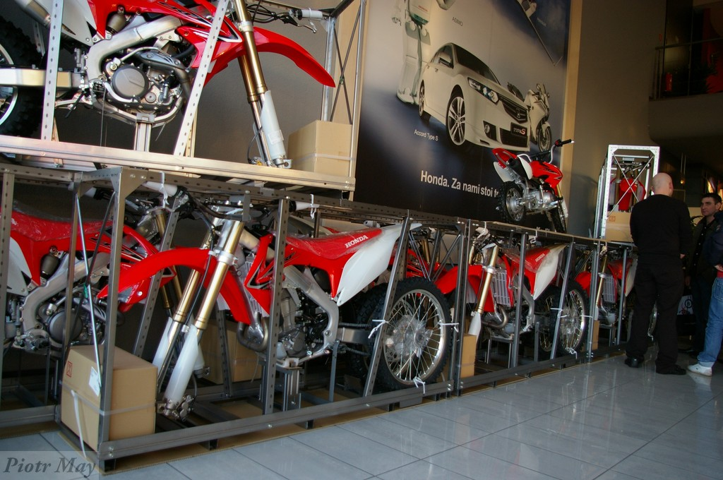 Motocross event w Honda Karlik Baranowo