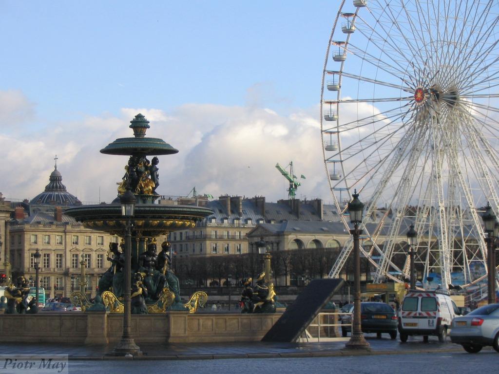 Paryż 2004/2005