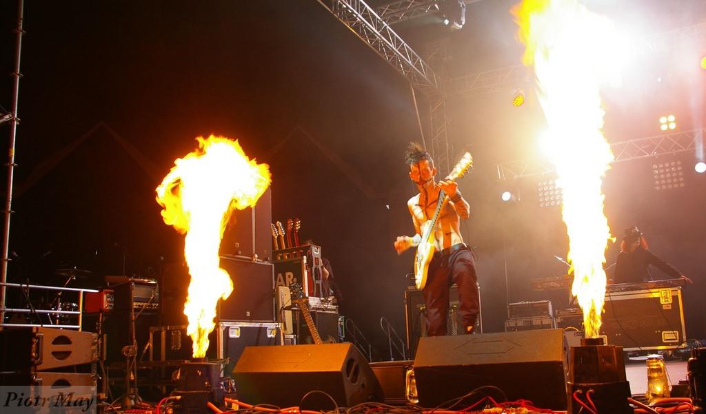 Chemia, Oberschlesien i Hey na Rocket Festiwal w Poznaniu