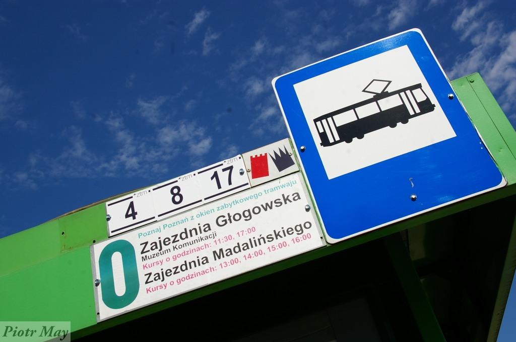 Tramwajowa wycieczka po Poznaniu