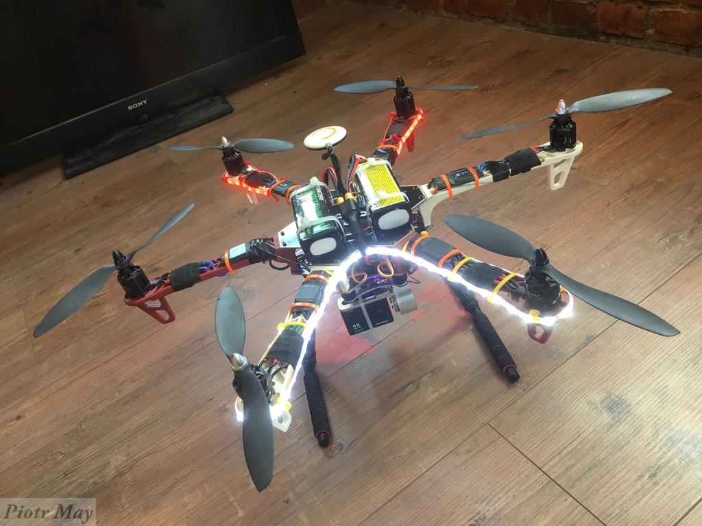 Historia dronem pisana (4.10.2016)