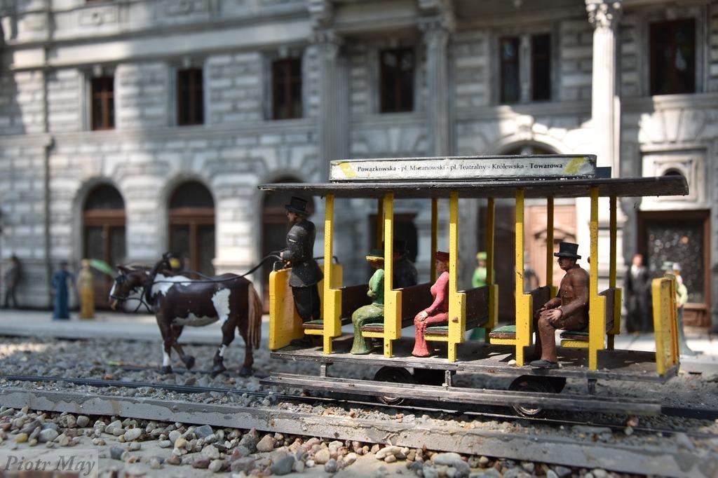 Park Miniatur – Warszawa