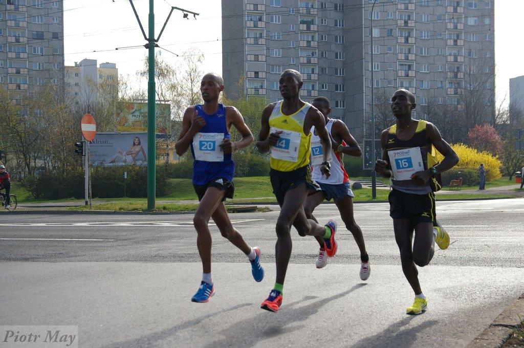 7 poznański półmaraton