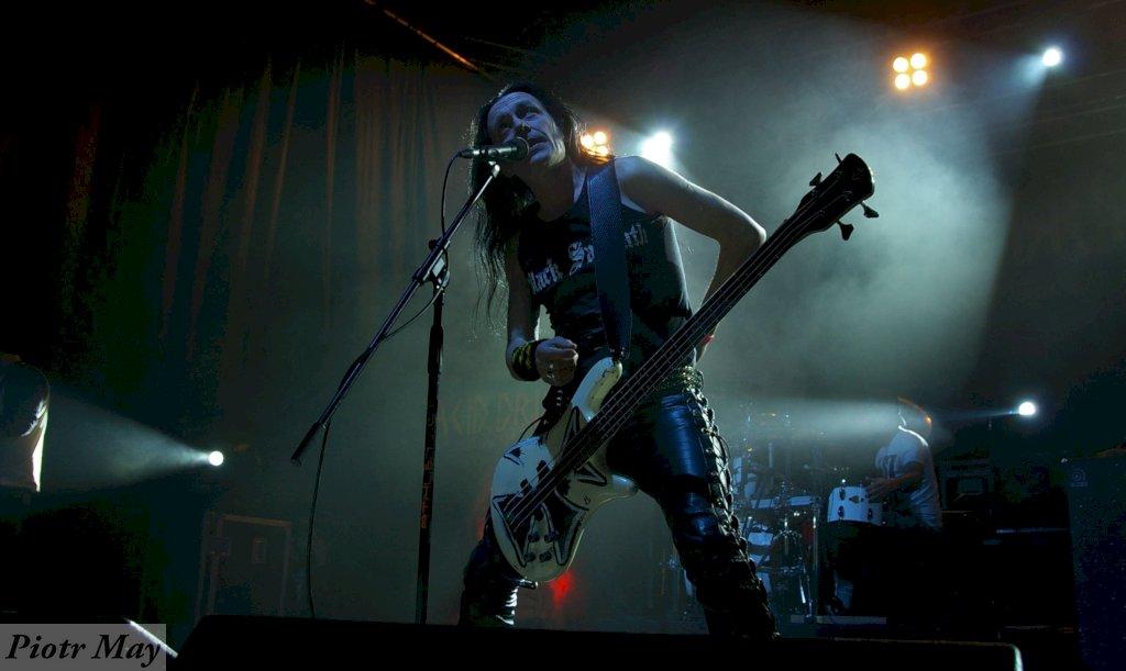 Acid Drinkers zagrali w Muzycznym Pawilonie w Poznaniu