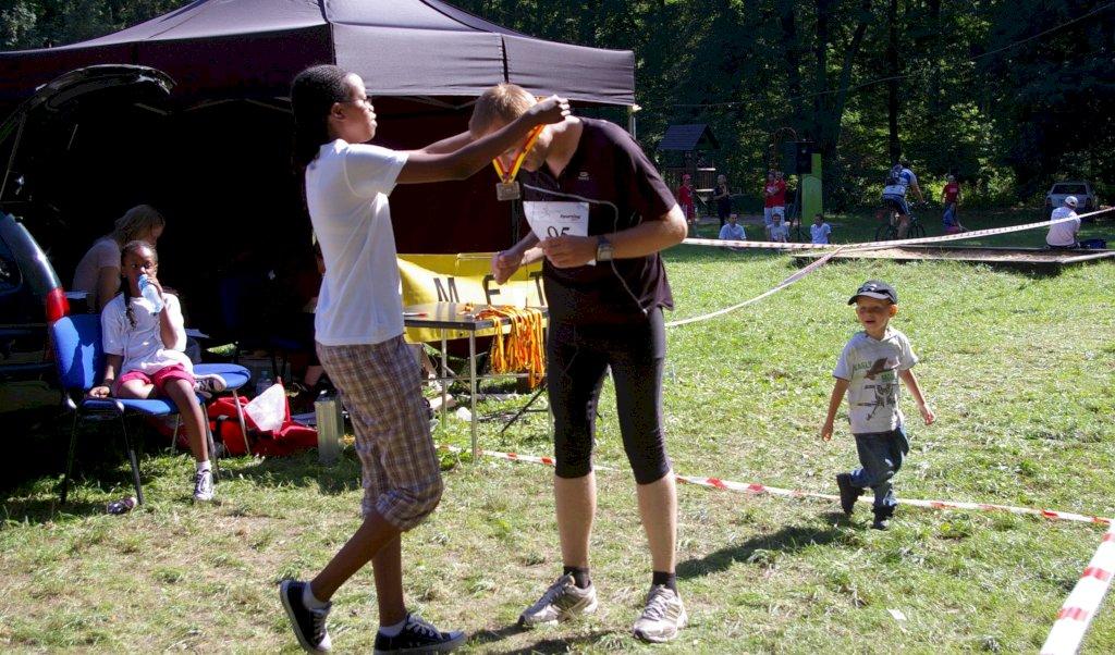 Mój pierwszy maraton. Leszno 2010