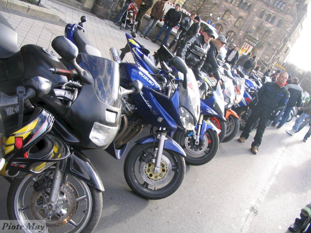 Motocyklowy, 15 finał WOŚP w Poznaniu