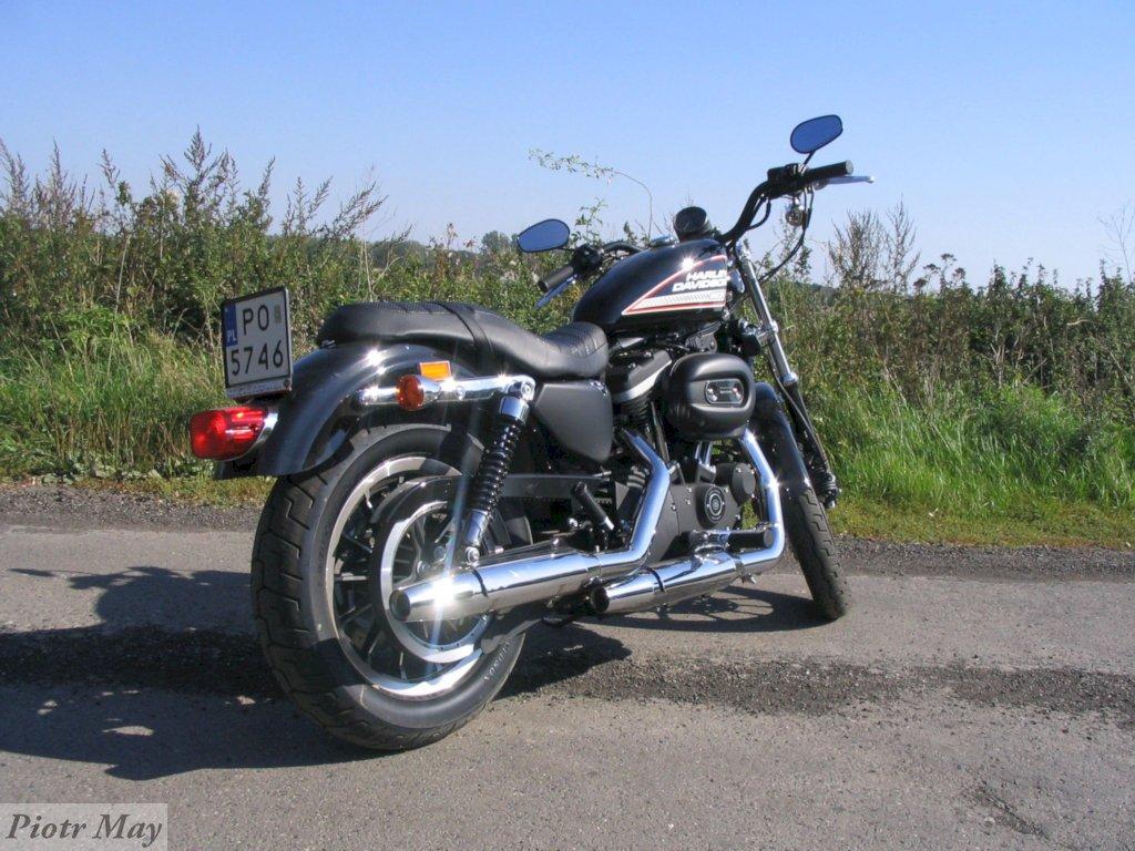 Harley Davidson Sportster 883R