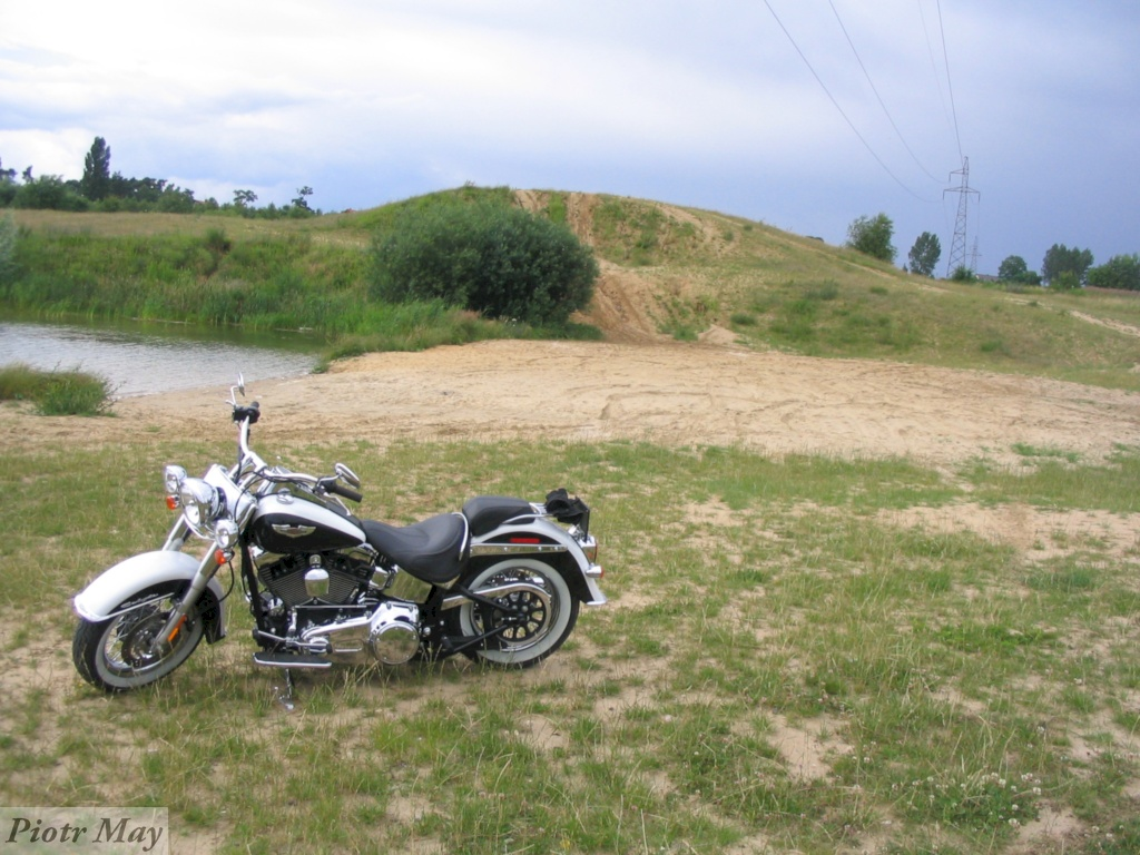 Harley Davidson Softail Deluxe 2007