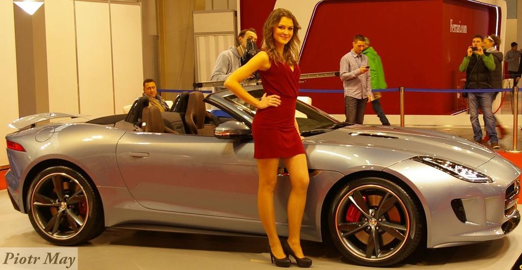Motor Show 2013 w Poznaniu