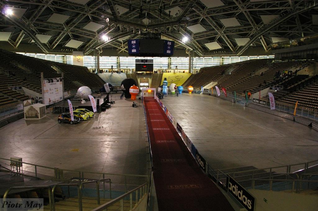 Łódź Maraton w 5 aktach