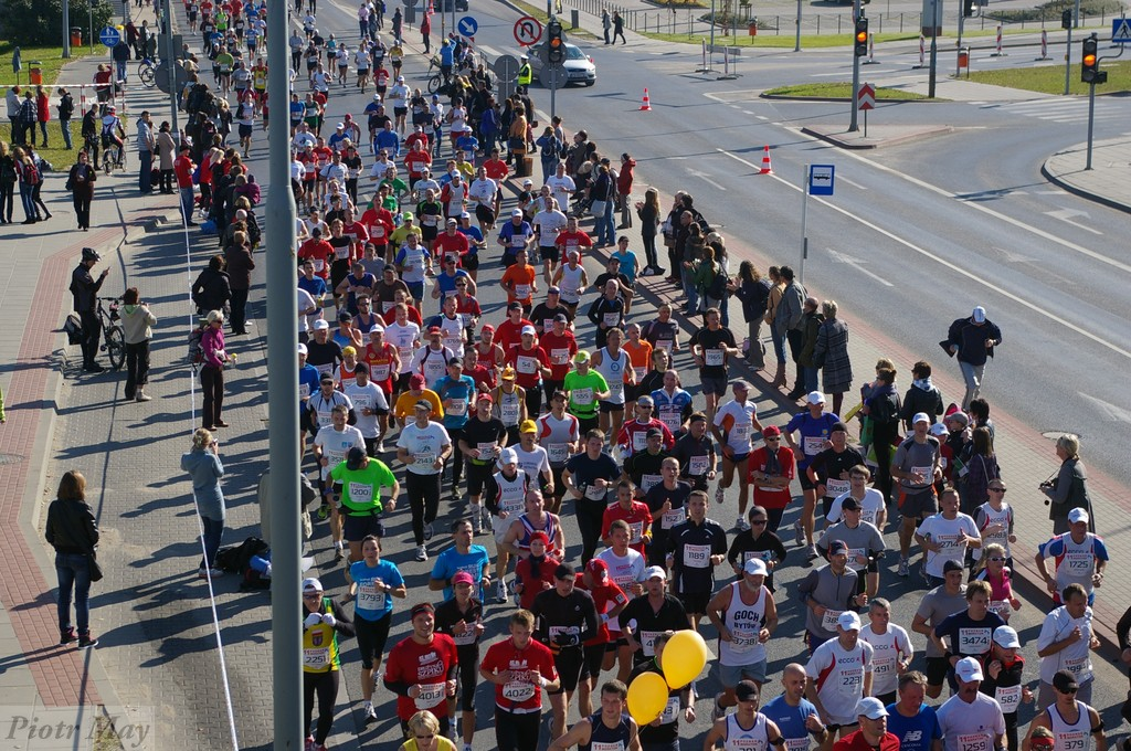 11. Poznań Maraton – relacja bardzo subiektywna