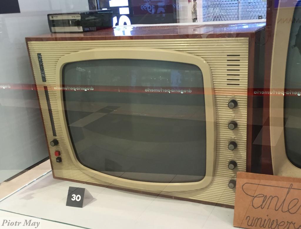 RTV, AGD z lat 80tych