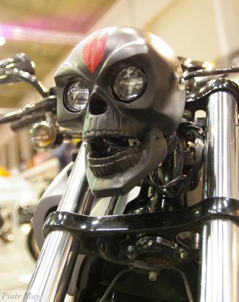 Motor Show 2016 – motocykle