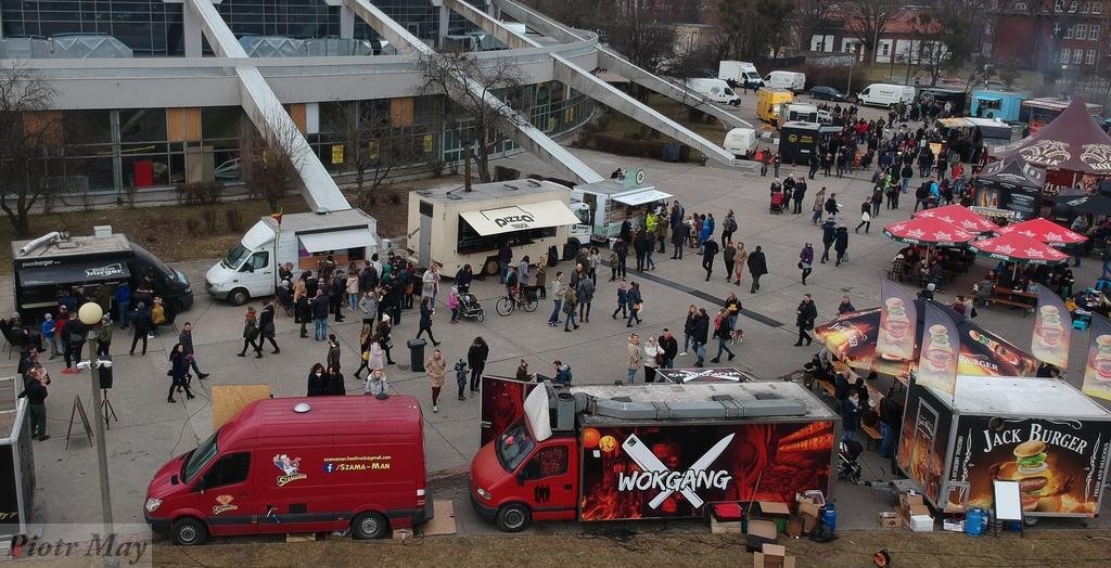V Festiwal Smaków Food Trucków w Poznaniu