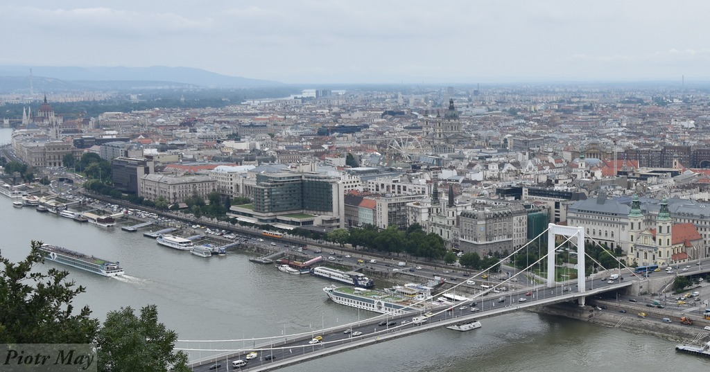 Budapeszt. Lipiec 2018